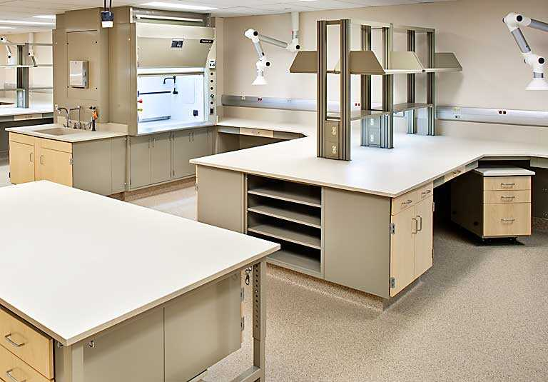 LAB FURNITURE SYSTEMS